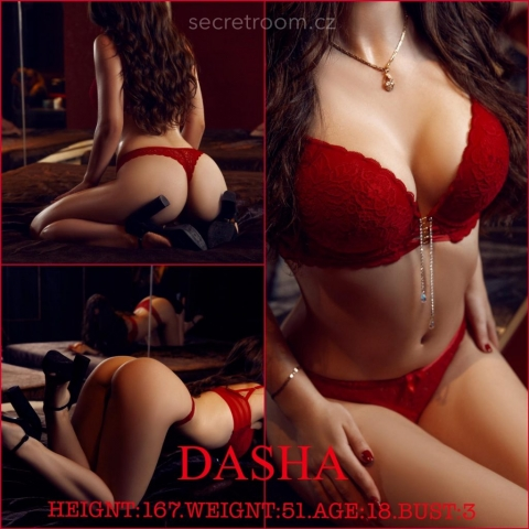 Dasha erotic massage