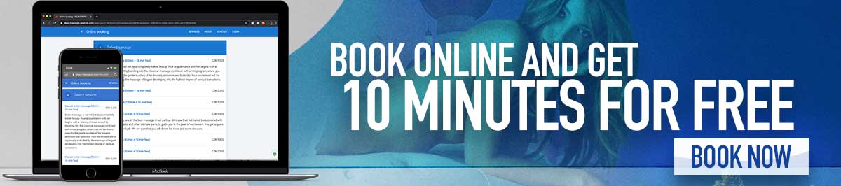 BOOK ONLINE AND GET 10 MINUTES FREE