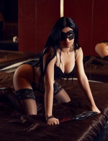 Katana erotic massage